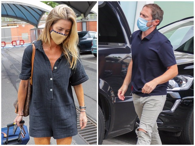 Amelia Bono y Manuel Martos confirmaron su separación a principios del mes de julio