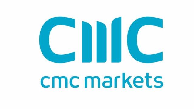 Archivo - Logo de CMC Markets.