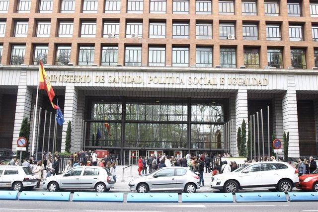 Archivo - Ministerio De Sanidad, Política Social E Igualdad