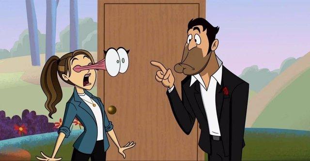 Lucifer temporada 6: Así es el genial episodio de dibujos animados