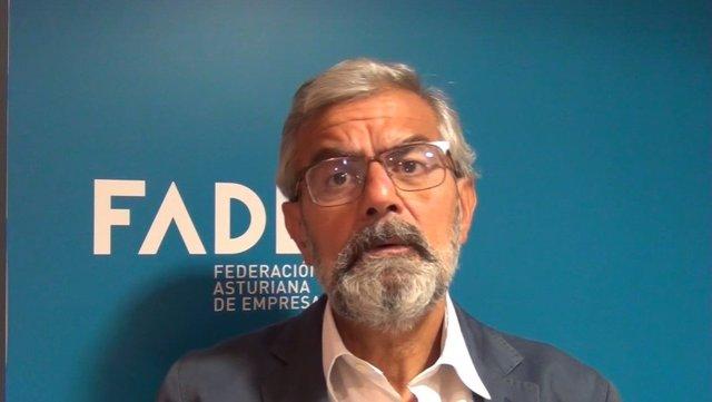 El director de Apoyo Corporativo de FADE, Ignacio García, valora los datos del paro.