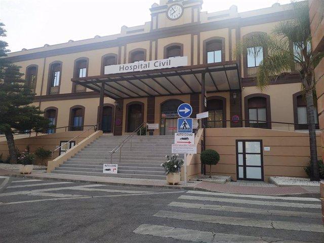 Archivo - Hospital Civil Málaga (archivo)