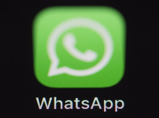 Archivo - Logo de WhatsApp