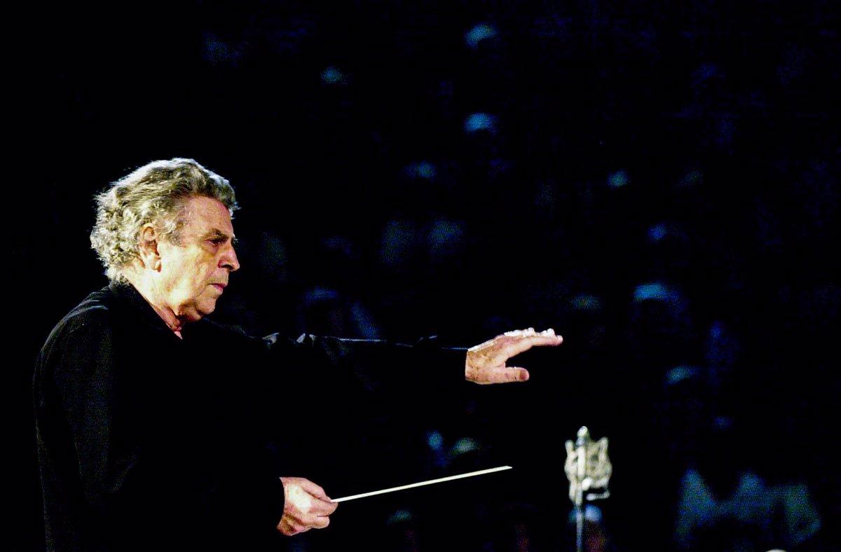 Composer Mikis Theodorakis, author of 'Zorba, the Greek' dies
