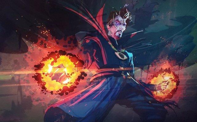 Doctor Strange Supreme en el capítulo 1x04 de What If