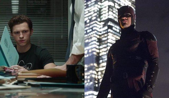 Charlie Cox (Daredevil) desmonta la gran teoría fan de Spider-Man: No Way Home