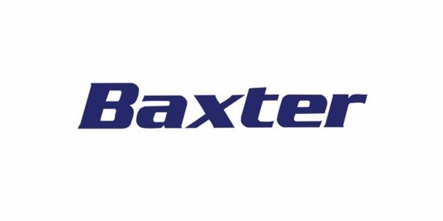 Logo de Baxter.