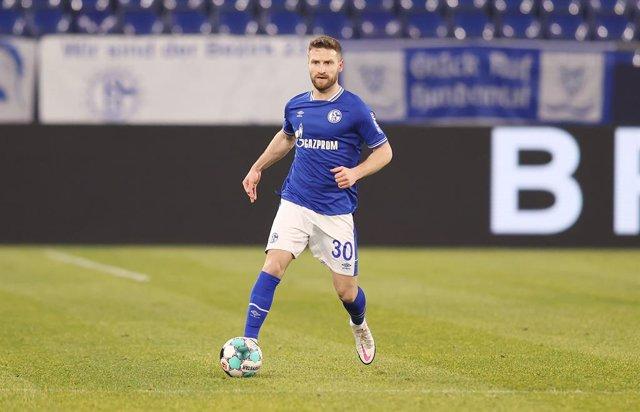 Archivo - Shkodran Mustafi of Schalke 04