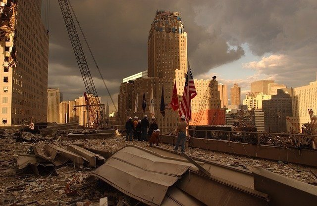 Archivo - Atentado 11S, World Trade Center // WikiImages