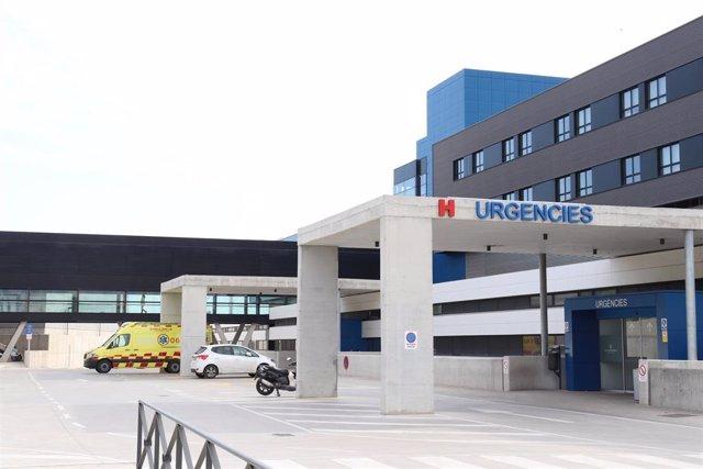 Archivo - Área de urgencias en el Hospital Can Misses de Ibiza.