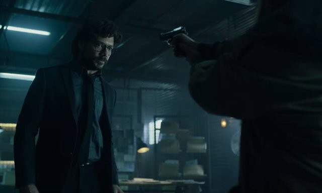 La casa de papel 5: ¿Mata la inspectora Sierra al Profesor?