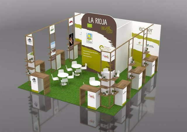 CPAER estará presente con dos stands en la feria Organic Food Iberia