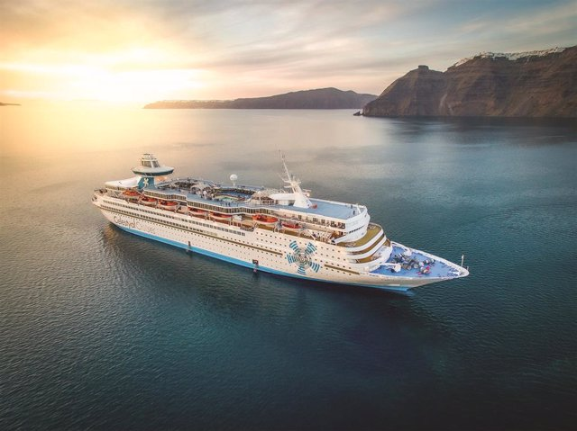 Archivo - Celestyal Cruises