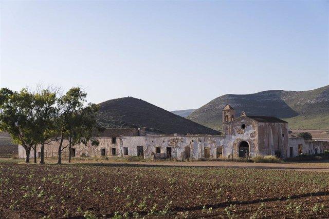 Archivo - Cortijo del Fraile. Níjar.