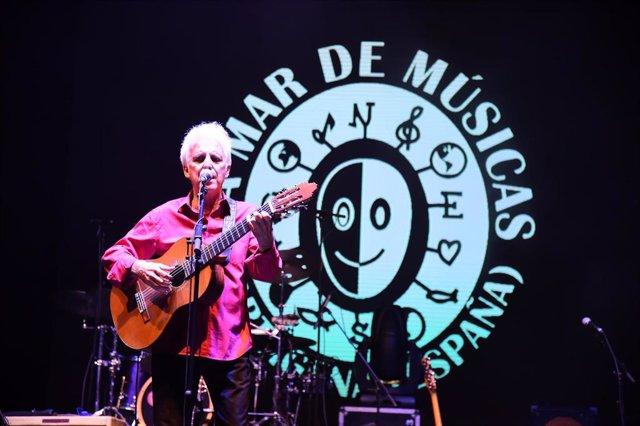Archivo - Kiko Veneno actuará en Noches de Palacio.