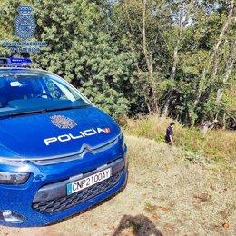 DISPOSITIVO DE LA POLICÍA NACIONAL