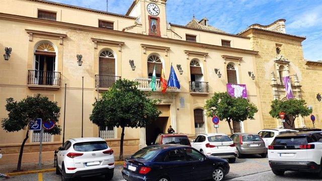 Archivo - El Ayuntamiento de Montilla, en una imagen de archivo.