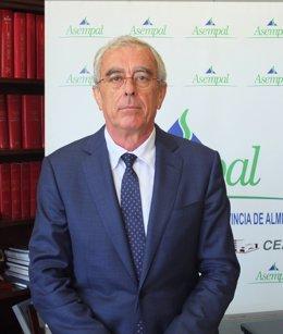Archivo - El presidente de Asempal, José Cano