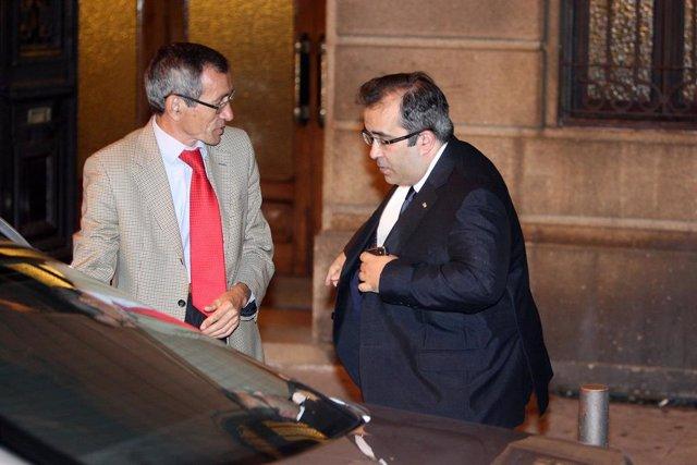 El eurodiputado portugués Paulo Rangel