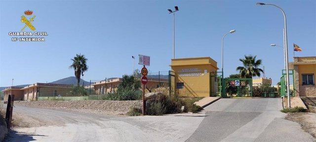Centro de menores La Purísima de Melilla.