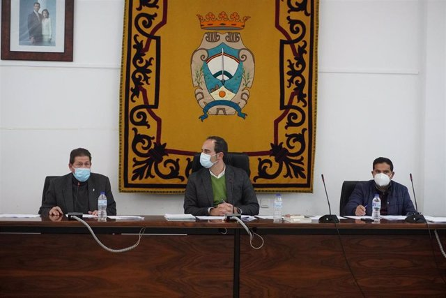 Archivo - Pedro López y José Luis Amérigo