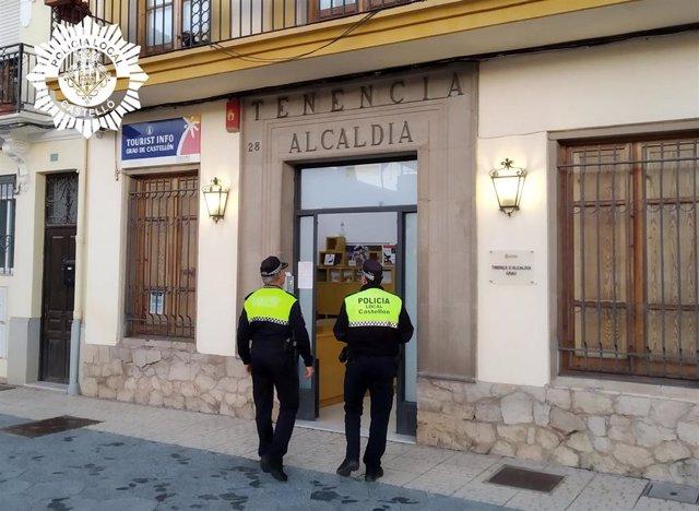 Archivo - Comisaría de la Policía Local