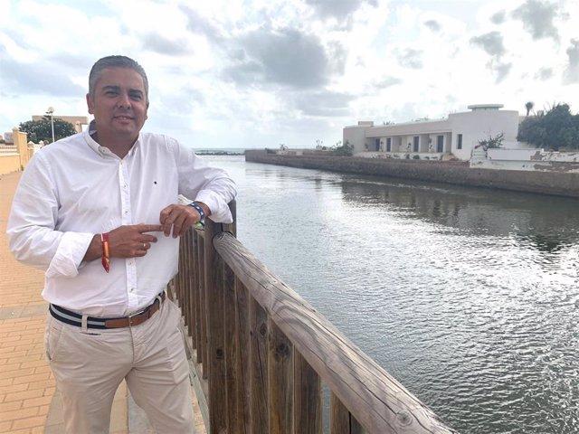 El diputado regional del Partido Popular, Jesús Cano