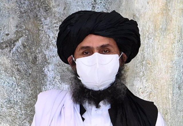 El líder dels talibà, el mulá Abdul Ghani Baradar