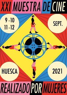 La Muestra de Cine Realizado por Mujeres se celebrará del 9 al 12 de septiembre en el Teatro Olimpia de Huesca.