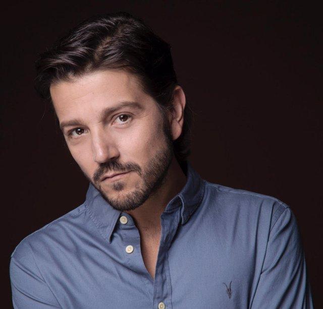 El actor Diego Luna.