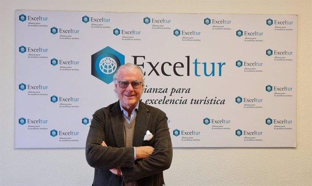 Archivo - José Luis Zoreda, vicepresidente ejecutivo de Exceltur
