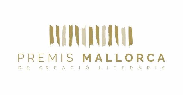 Logo de los Premios Mallorca de Creación Literaria 2021.