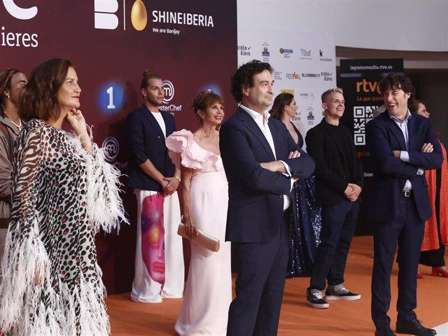 Masterchef Celebrity se estrena esta noche en TVE