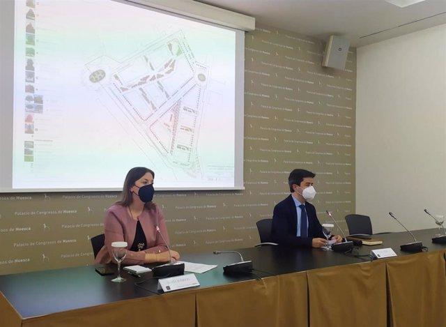Archivo - María Rodrigo y Luis Felipe
