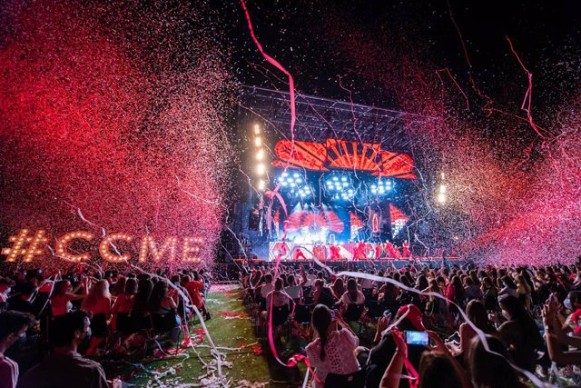 La edición híbrida de Coca-Cola Music Experience 2021 arrasa on-line y agota entradas en taquilla