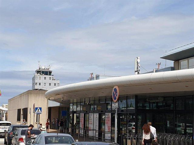 Archivo - Aeropuerto de Asturias.