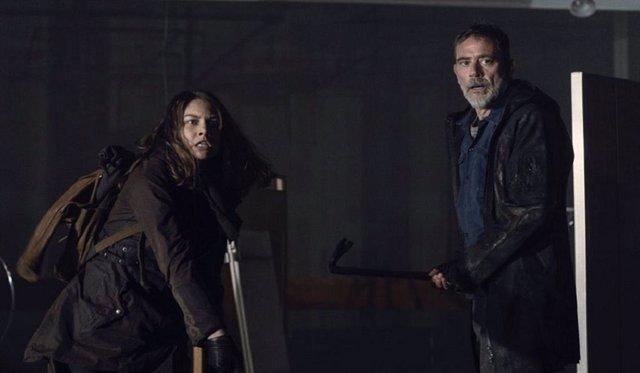 La showrunner de The Walking Dead justifica el cambio de Negan hacia Maggie