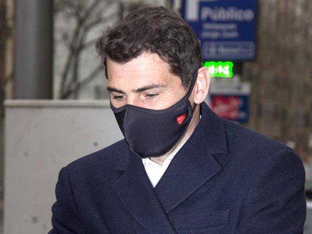 Archivo - Iker Casillas