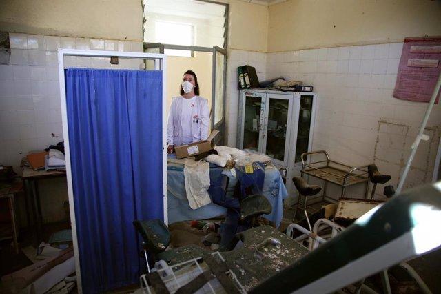 Archivo - Ataque contra un paritorio en Tigray (Etiopía)