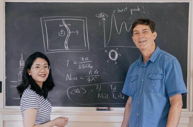 Hui Wang y Miles Blencowe