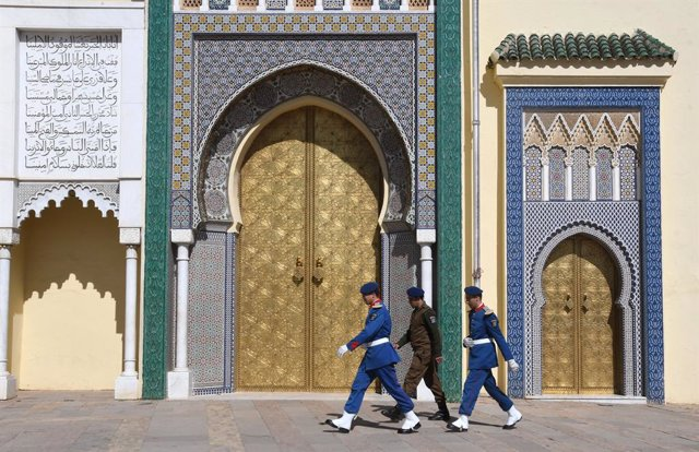 Archivo - Palacio Real de Fez, Marruecos