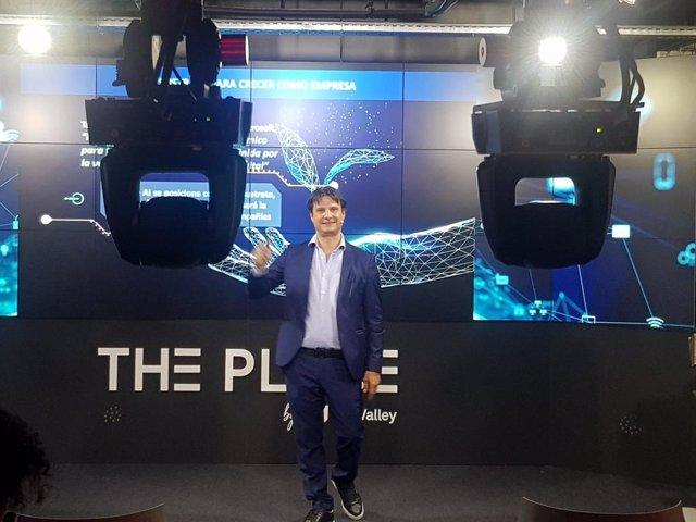 El presidente de Substrate IA, Lorenzo Serratosa