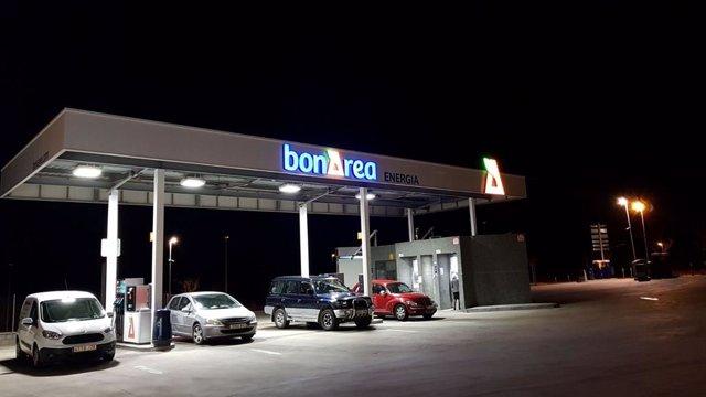 Gasolinera ESA Bonarea