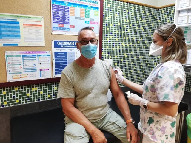 Archivo - Vacuna de la gripe