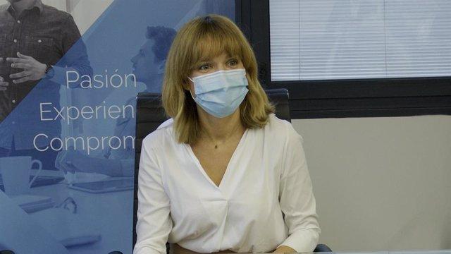 Arxiu - La ministra d'Educació i Formació Professional, Pilar Alegría