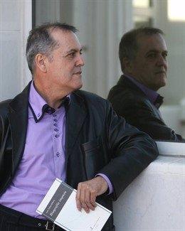 Archivo - El escritor Juan Cobos Wilkins será uno de los ponentes.