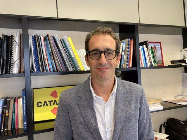 El director de l'Agència Catalana de Turisme, Narcís Ferrer