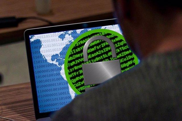 Recurso de 'malware' en un ordenador.