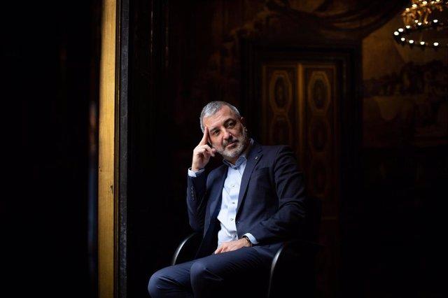 Archivo - El primer teniente de alcalde y líder del PSC en el Ayuntamiento de Barcelona, Jaume Collboni. - Archivo