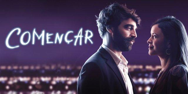 David Verdaguer i Mar Ulldemolins protagonitzen 'Començar' a la Villarroel de Barcelona